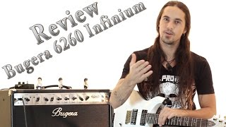Diogo Mafra - Review Bugera 6260 INFINIUM