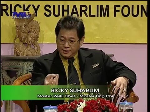 Dialog Reiki & Ling-Chi di TVRI Bali (08/10/10) Part 3 - Ricky Suharlim
