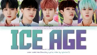 Download lagu MCND (앰씨엔디) - 'ICE AGE' Lyrics (Color Coded_Han_Rom_Eng)