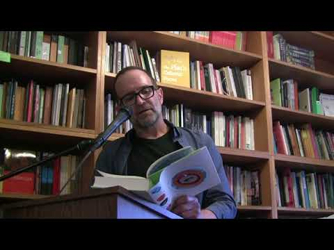 """ZYZZYVA Interview Series: Glen David Gold reading """"I Will Be Complete"""""""