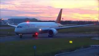 Air India 787 Dreamliner VT-ANH at Birmingham Airport - 15th July 2014