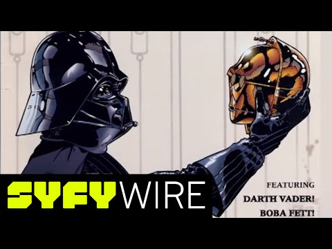 Star Wars Explained: 10 Best Star Wars Comics | SYFY WIRE