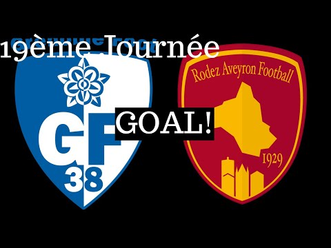 Grenoble Rodez Goals And Highlights