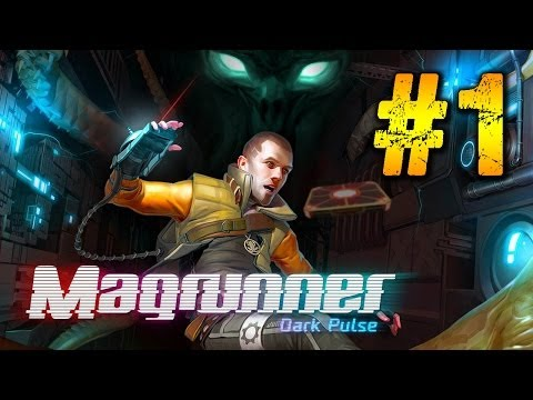 Magrunner Dark Pulse Gameplay Walkthrough - Part 3 Level 15-19 (1080p) HD