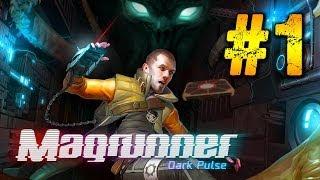 Magrunner: Dark Pulse Gameplay Walkthrough Part 1 (Xbox Live Arcade Free Demo Trial - Xbox 360 XBLA)