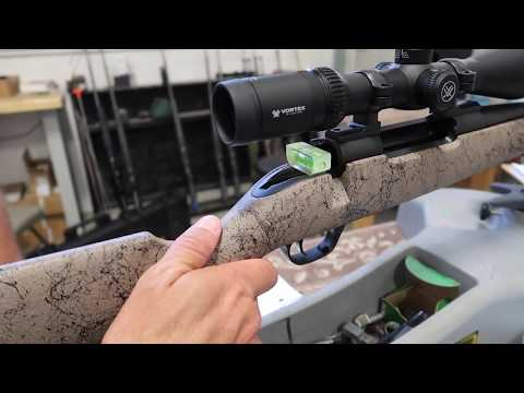 SHOOTING THE MARK V ULTRLIGHT 300 WEATHERBY MAG WITH THOMPSON LONG RANGE