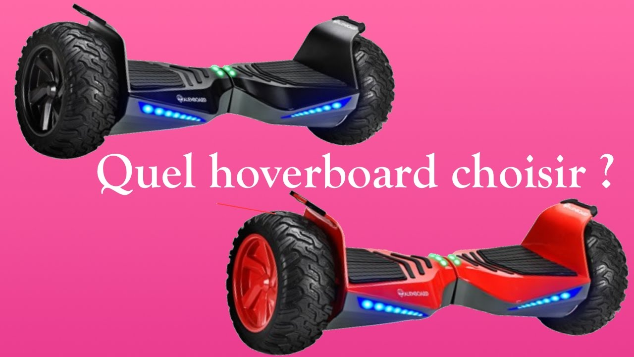 test de 3 hoverboard en tout terrain disponible en france youtube. Black Bedroom Furniture Sets. Home Design Ideas