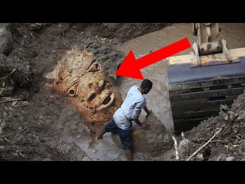 Most MYSTERIOUS Archaeological Discoveries From AFRICA! (part 2)