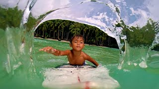Come on a surf skate mission with 5 year old Kai Kai Alcala and see...