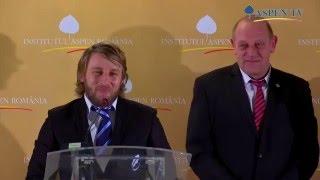 Gala Aspen pentru Leadership 2015 - Echipa Nationala de Rugby a Romaniei
