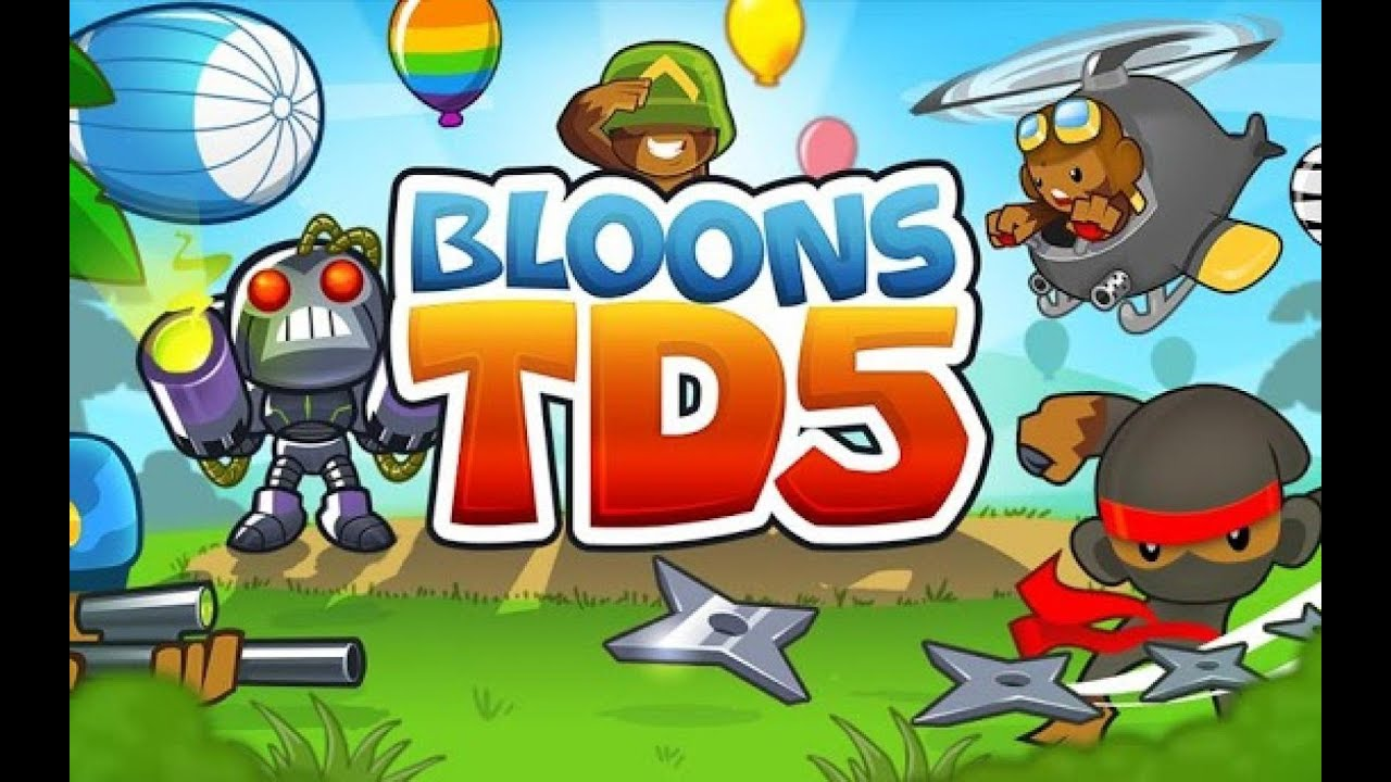Bloons tower defense 5 unblocked games by dylan