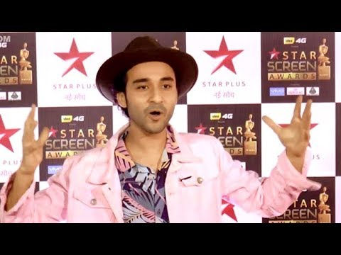 Raghav Juyal's FUNNY Interview At Star Screen Awards 2017
