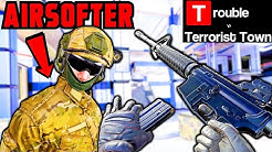 Airsofters Play VR TTT While Quarantined