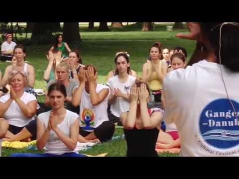 International Day of Yoga & Ganges Danube Cultural Festival  in Bosnia Herzegovina and Hungary