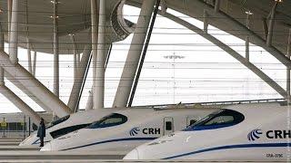 Скоростные поезда в КНР 21 века  Евгений Колесов рассказывает о современным транспорте Китая
