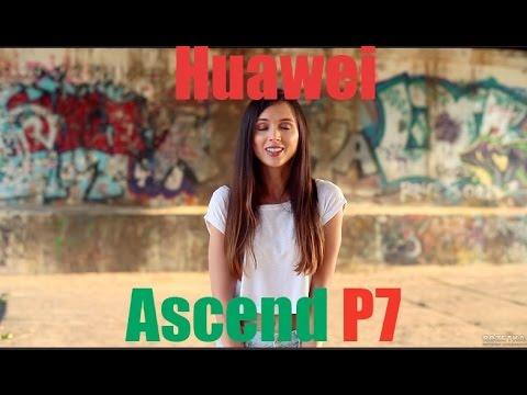 Huawei Ascend P7: обзор смартфона