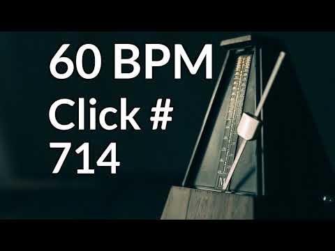 Metronome 60 Bpm