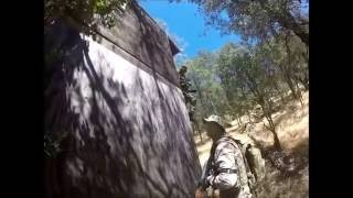 Airsoft Battleground: Missions Day July 9th 2016 Montage