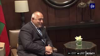 جلالة الملك يعقد مباحثات مع رئيس الوزراء البلغاري (13/10/2019)