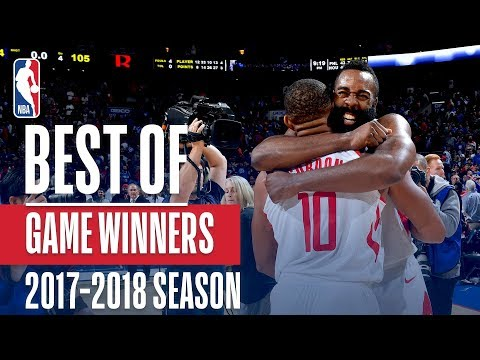 Every Tissot Game Winning Buzzer Beater of the 2018 Regular Season