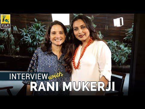 Rani Mukerji Interview with Anupama Chopra | Hichki