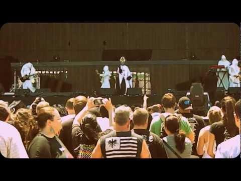 Ghost - Deus Culpa/Con Clavi Con Dio/Elizabeth (Live-Orion Music and More 6-24-12)