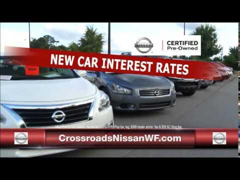 Crossroads Nissan Wake Forest CPO 9/12/14