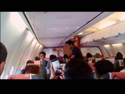 Kapil sharma vs sunil grover fight in flight.