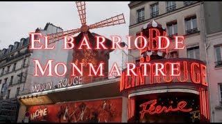 Como en Moulin Rouge - Paris 5 AXM(Mi sexto video de mi viaje a Paris. En este visito el barrio bohemio de Montmarte y sus lugares más famosos, donde artistas, poetas y locos han vivido, creado y ..., 2013-08-14T14:00:37.000Z)