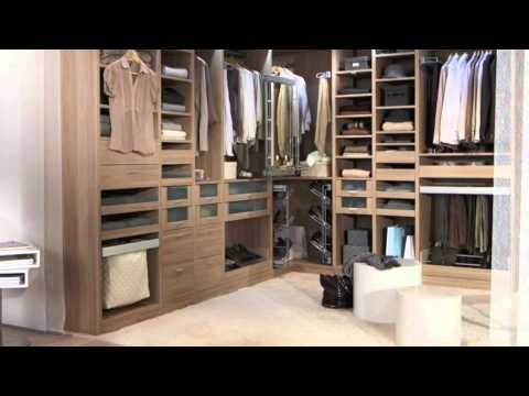 dressing in 2013 by lapeyre youtube. Black Bedroom Furniture Sets. Home Design Ideas