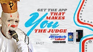 Vote for me on America's Got Talent!