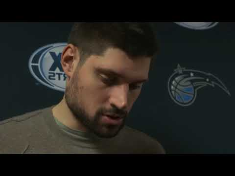 Nikola Vucevic/Frank Vogel REACT TO INJURY + SHOCKING 27PTS LOSS VS WIZARDS | Postgame | Dec 24