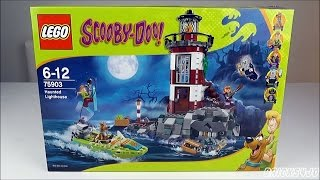 LEGO 75903 Scooby-Doo! Spukender Leuchtturm - Review deutsch -