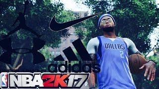 NBA 2K17 MyCareer - Which Shoe Deal Should I Pick? Nike, Jordan, Adidas or Under Armour?