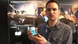 Виставка MWC 2012: Panasonic на ринку (Consumentenbond)