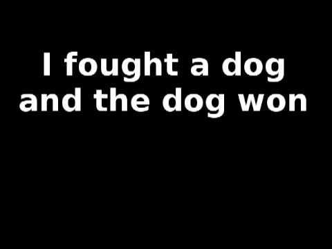 Bobby Fuller Four 'I fought the law (and the law won)' lyrics
