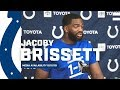 Colts at Titans: Jacoby Brissett Postgame Press Conference