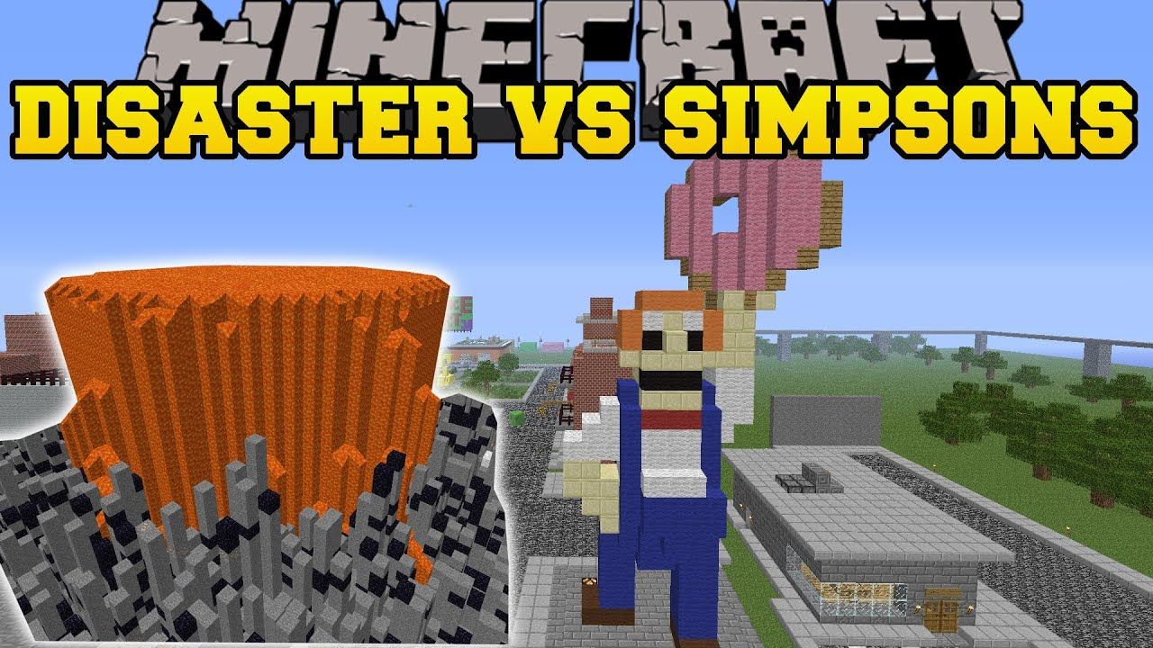 Minecraft Natural Disasters Mod Popularmmos