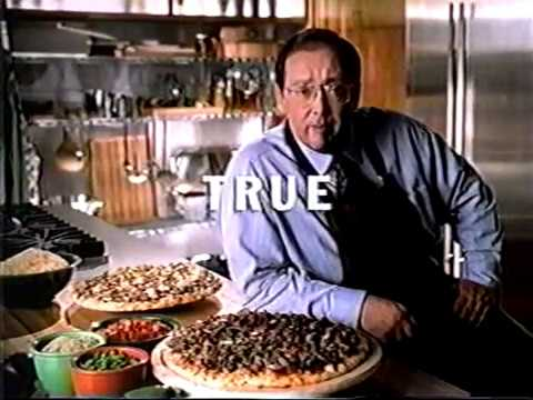 1997 Round Table Steak Pizza Commercial