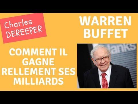 Warren Buffet - son secret bien caché derrière sa performance