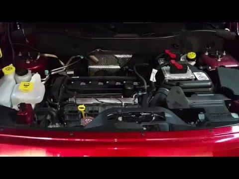2007-2016 Jeep Patriot SUV - 2.0L I4 Engine Idling After Oil Change & Spark Plugs