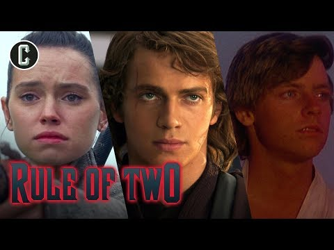 What is the Order to Watch All the Star Wars Movies? - Rule of Two