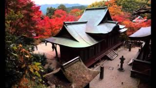 奈良県桜井市にある「談山神社」は藤原鎌足を祭る神社で 鎌足が中大兄皇...