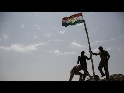The Time of the Kurds - Update 2017