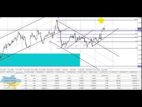Технический обзор рынка Форекс на 24 июля 2014 г. Руслан Пискун