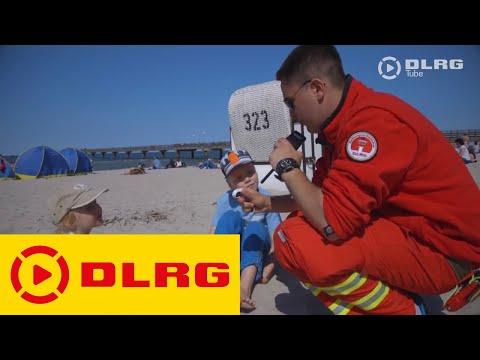 Das DLRG Kindersuchband