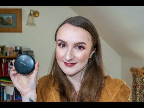 MAC STUDIO FIX POWDER PLUS FOUNDATION (FIRST IMPRESSION AND REVIEW) thumbnail