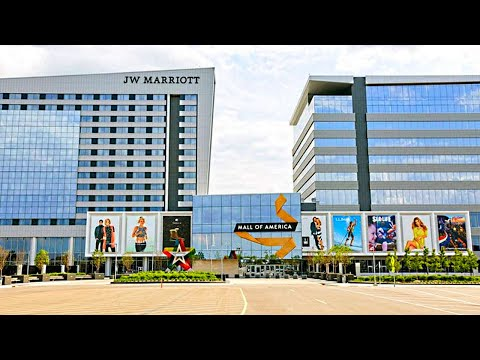 The Journey to Mall of America: A Birthday Road Trip! MOA Series Ep. 1