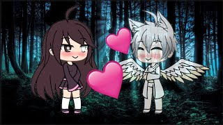 In Love With A Ghost | GachaVerse Mini Movie