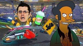 Brain Freeze Mario Kart Challenge (bonus)